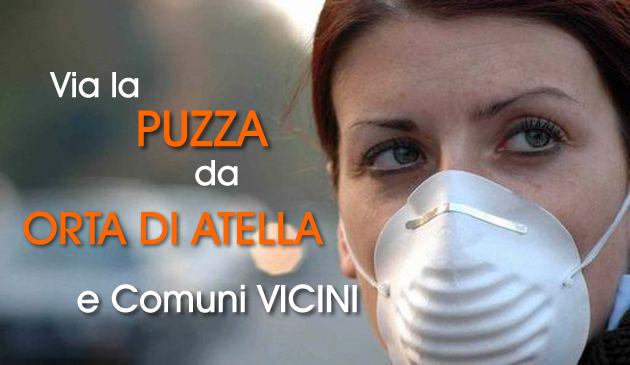 Orta di Atella: Aria irrespirabile, cittadini chiusi in casa, SCOPPIA LA PROTESTA SUI SOCIAL