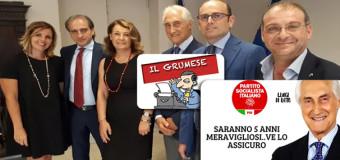 Grumo Nevano, varata la Giunta DI BERNARDO, l'annunciato rinnovamento politico…. solo slogan elettorale?
