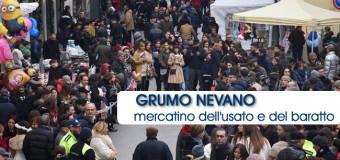 Grumo Nevano: Domenica 20 ottobre 2019, torna in piazza Il mercatino dell'usato e del baratto.
