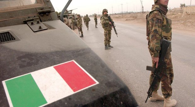 Iraq, attentato ai militari italiani: come stanno i cinque soldati. «Per quattro di loro situazione seria»