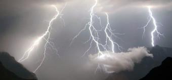 PER DOMANI 08 NOVEMBRE 2019, Nuova allerta meteo in Campania dalla Protezione civile della Regione Campania
