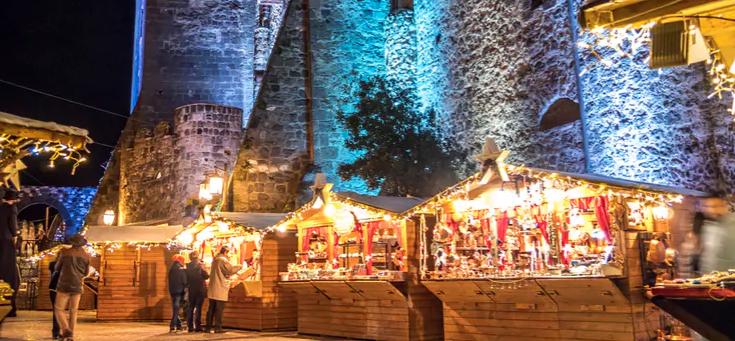 Edizione 2019: Tutto quello che devi sapere per visitare i Mercatini di Natale nel castello di Limatola