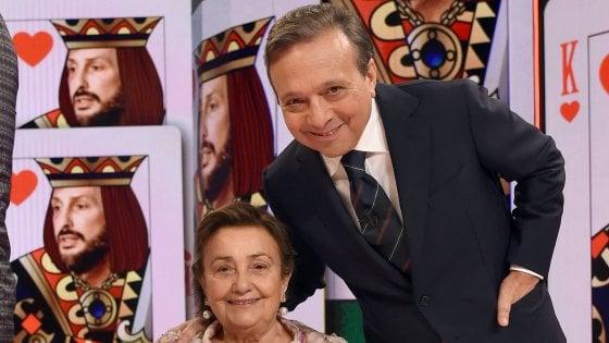 Coronavirus: Morta in ospedale la madre di Piero Chiambretti