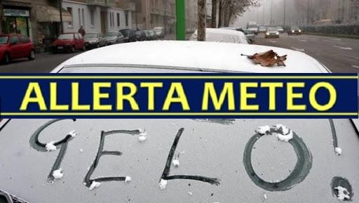 AVVISO Protezione civile Campania, allerta meteo Dalla mezzanotte sensibile calo delle temperature su tutta la regione #neve e #gelo su aree interne