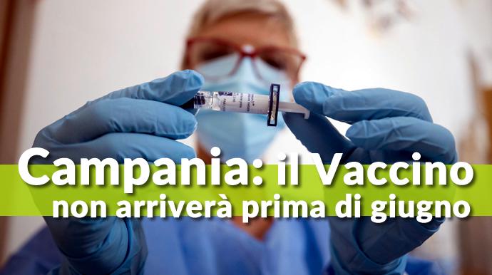CAMPANIA: Il vaccino 'campano' non arriverà prima di giugno. Le armi per difenderci restano tre: ecco quali