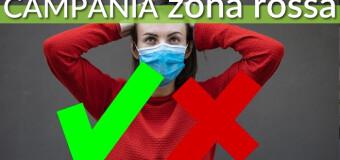 Zona rossa in Campania, l'elenco delle attività commerciali aperte e chiuse, misure in vigore da domenica in Campania